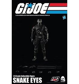 Threezero G.I. Joe FigZero Snake Eyes 1/6 Scale Collectible Figure