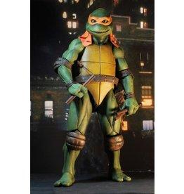 NECA TMNT (1990 Movie) Michelangelo 1/4 Scale Figure