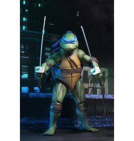 NECA TMNT (1990 Movie) Leonardo 1/4 Scale Figure