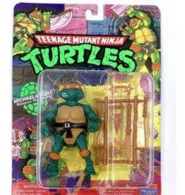 Playmates TMNT: 2021 Classic Collection - Michaelangelo (Walmart Exclusive) Action Figure