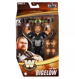 mattel WWE Legends Elite Collection Bam Bam Bigalow Action Figure