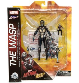 Diamond Select Toys Marvel Select Ant-Man and the Wasp: The Wasp Action Figure