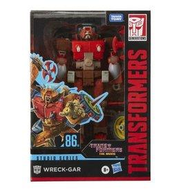 Hasbro Transformers Studio Series 86-09 Voyager Wreck-Gar
