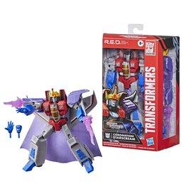 Hasbro Transformers R.E.D. [Robot Enhanced Design] The Transformers: The Movie Coronation Starscream (Exclusive)