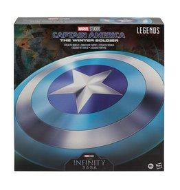 Hasbro Captain America: The Winter Soldier Marvel Legends Series The Infinity Saga Captain America's Shield (Stealth Ver.)