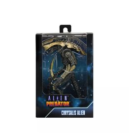 """NECA Aliens vs Predator (Movie Deco) - 7"""" Scale Action Figures - Chrysalis"""