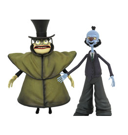 Diamond Select Toys The Nightmare Before Christmas Select Series Mr. Hyde & Corpse Dad Two-Pack