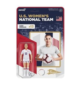 Super7 U.S. Women's National Team Soccer ReAction Alex Morgan