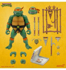 Super7 TMNT Ultimates Michelangelo