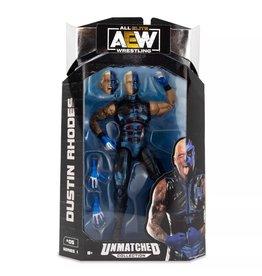 jazwares All Elite Wrestling  Unmatched Collection Series 1 - Dustin Rhodes