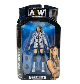 jazwares AEW Unmatched Collection Series 1 Dr. Britt Baker