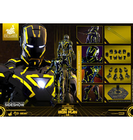 Sideshow Neon Tech Iron Man 2.0 Sixth Scale Figure by Hot Toys