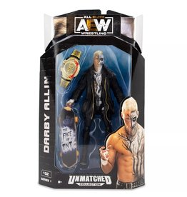 jazwares All Elite Wrestling 1 Figure Pack (Unmatched Collection) W1 - Darby Allin