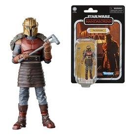 Hasbro Star Wars The Vintage Collection The Armorer 3 3/4-Inch Action Figure [DAMAGED CARD]]