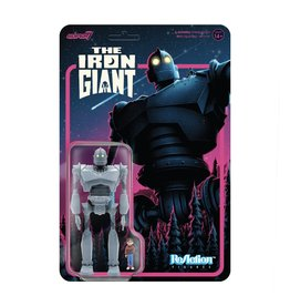 Super7 The Iron Giant ReAction Figure - The Iron Giant (with Hogarth Hughes)