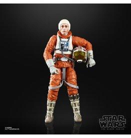 "Hasbro Star Wars 40th Anniversary The Black Series 6"" Luke Skywalker (Snowspeeder)"