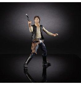 Hasbro Star Wars The Black Series 40th Anniversary Han Solo 6 Inch Figure
