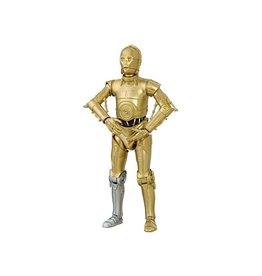 "Hasbro Star Wars 40th Anniversary The Black Series 6"" C-3PO"
