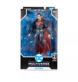McFarlane Toys Justice League (2021) DC Multiverse Superman Exclusive Variant Action Figure