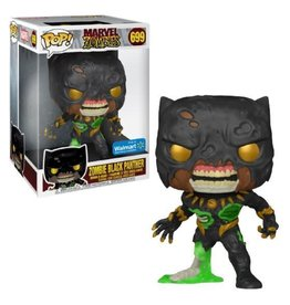 Funko Funko POP! Jumbo Marvel: Marvel Zombies - Black Panther - Walmart Exclusive