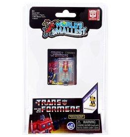 super impulse Transformers World's Smallest Starscream Action Figure