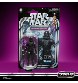 Hasbro Star Wars: The Vintage Collection Gaming Greats Electrostaff Purge Trooper Exclusive