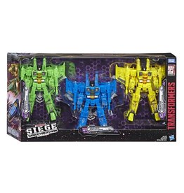Hasbro Transformers War for Cybertron: Siege Voyager Seekers Three-Pack