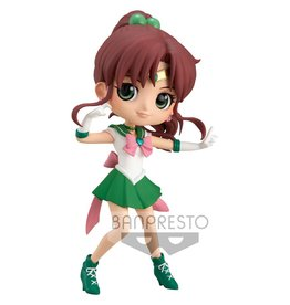 Banpresto Pretty Guardian Sailor Moon Eternal the Movie Super Sailor Jupiter Ver. A Q Posket Statue