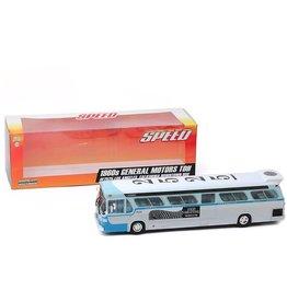 Greenlight Collectibles Speed (1994) 1960s General Motors Los Angeles California Bus 1:43 Scale Die-Cast Metal Vehicle