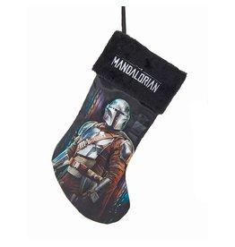 Kurt S. Adler Star Wars: The Mandalorian The Mandalorian 19-Inch Stocking