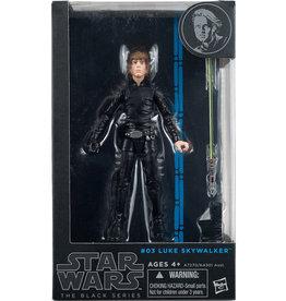 Hasbro Star Wars Black Series #03 Luke Skywalker(Jedi Knight) [Blue Line]
