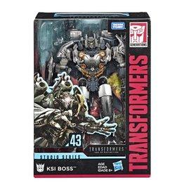 Hasbro Transformers Studio Series 43 Voyager KSI Boss