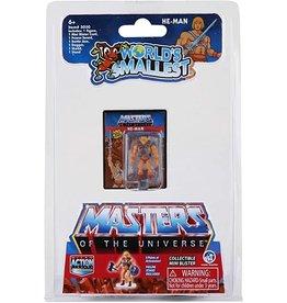 super impulse World's Smallest Masters of the Universe He-Man Micro Figure