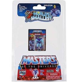 super impulse World's Smallest Masters of the Universe Skeletor Micro Figure