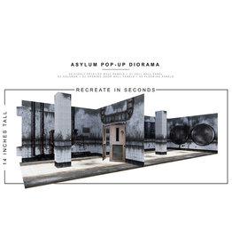 Extreme-Sets Asylum 1/12 Scale Pop-Up Diorama