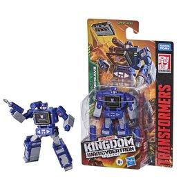 Hasbro Transformers Generations War for Cybertron: Kingdom Core Class WFC-K21 Soundwave Action Figure