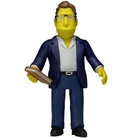 "NECA NECA Simpsons 25th Anniversary Series 3 - Stephen King - 5"" Figure"