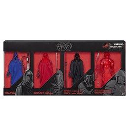 Hasbro Star Wars: The Black Series Guardians of Evil 4-Pack