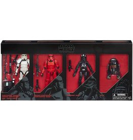 Hasbro Star Wars: The Black Series Imperial Forces 4-pack - EE Exclusive