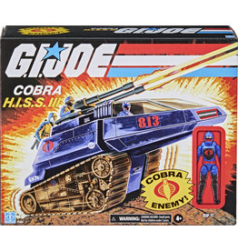 Hasbro G.I. Joe Cobra H.I.S.S. III