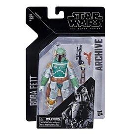 Hasbro Star Wars The Black Series Archive Boba Fett 6-Inch Action Figure
