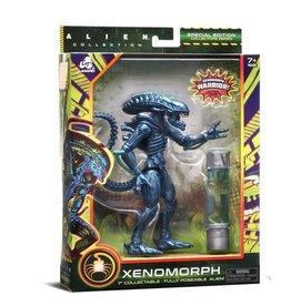 """Lanard Toys Lanard 7"""" Alien Figure - Xenomorph Warrior"""