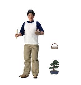 "NECA NECA The Karate Kid - Daniel LaRusso - 8"" Clothed Action Figures"