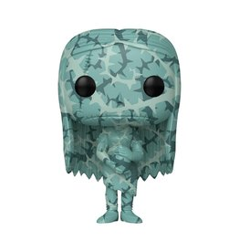 Funko The Nightmare Before Christmas Sally Artist's Series Pop! Vinyl Figure with Pop! Protector Case