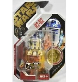 Hasbro Star Wars 30th Anniversary 2007 Wave 1 R2-D2 Action Figure