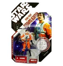 Hasbro Star Wars 30th Anniversary 2007 Wave 2 Biggs Darklighter Action Figure