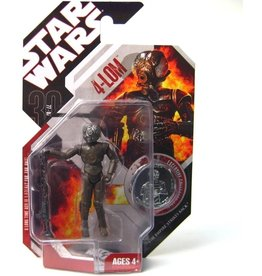 Hasbro Star Wars 30th Anniversary 2007 #41  4-LOM Action Figure