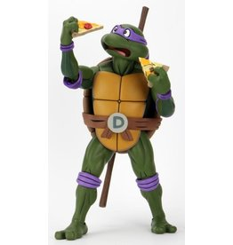 NECA TMNT (Cartoon) - ¼ Scale Action Figure - Super Size Donatello