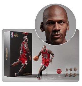Enterbay NBA Collection Michael Jordan Motion Masterpiece 1:9 Scale Action Figure
