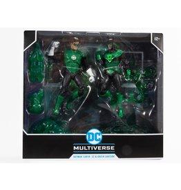 McFarlane Toys Dark Nights: Metal DC Multiverse Batman Earth -32 (Dawnbreaker) & Green Lantern Two-Pack
